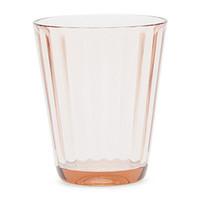 Summer Sunset Water Glass
