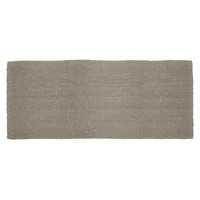 Dixie jute rug grey 80 x 180 cm