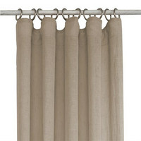 Linen Mix Curtain 140x250 Pellava