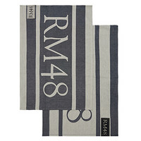 RM 48 Tea Towel 2 pieces