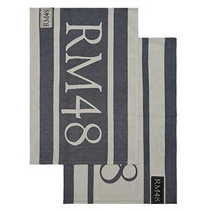 RM 48 Tea Towel 2 pieces