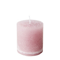 COTE NORD Candle old rose