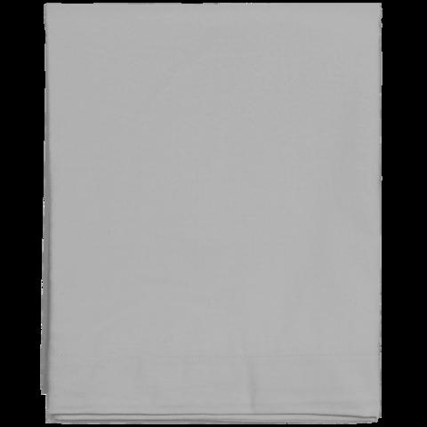 Sateen aluslakana 180 x 260 cm harmaa