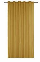 Rimy curtain set yellow 2x140x300