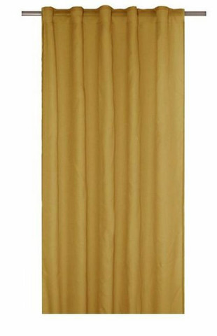 Rimy curtain set yellow 2x140x300