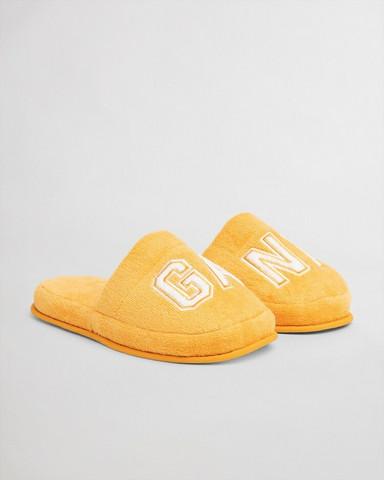 Vacay Slippers tossut mandariininkeltainen