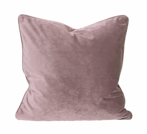 Elise Velvet Cushion Cover Pink 45x45