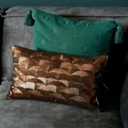 Enchanting Gold Pillow Cover 50x30
