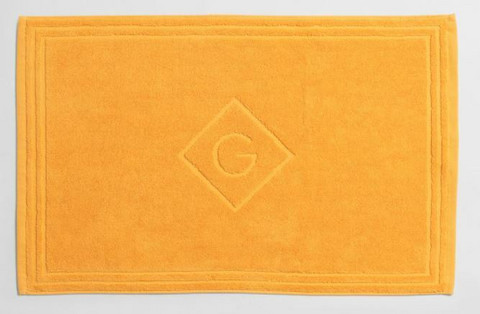 Organic G Shower mat oranssi