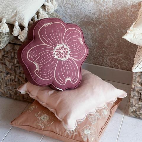 Flower Box Pillow
