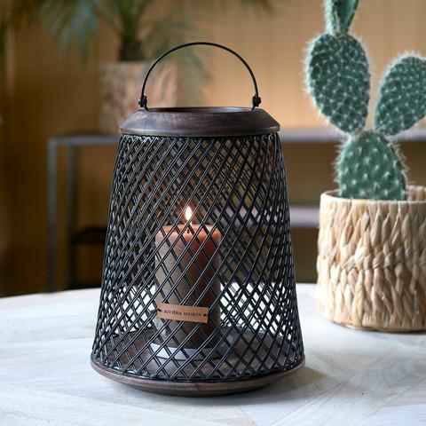Brooklyn Weaving Lantern