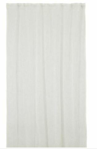 Mirja Curtain set 130x275 white