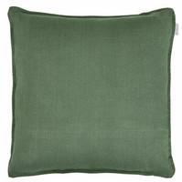 Sabina pellava tyynynpäällinen vihreä 45 x 45 cm