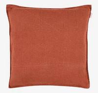 Sabina pellava tyynynpäällinen punainen 45 x 45 cm