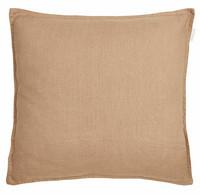 Sabina pellava tyynynpäällinen ruskea 45 x 45 cm