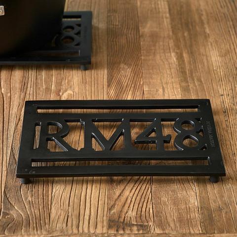 RM 48 Trivet black