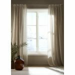 Multifunctional curtain set Linen