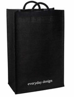 Everyday Design Turku XL jutebag black