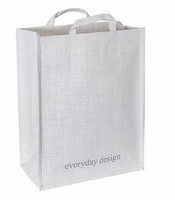 Everyday Design Helsinki -Jute bag offwhite
