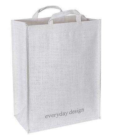 Everyday Design Helsinki -Jute bag offwhite