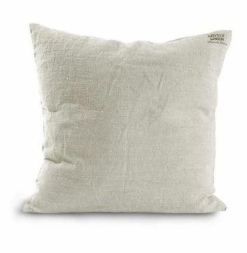 Lovely Linen Cushion cover 50 x 50 light gray