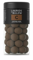 C - COFFEE KIENI CHOCOLATE COATED LIQUORICE regular 295g