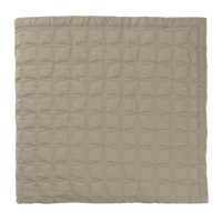 Tuike bedspread 260 x 260 cm Sand