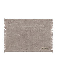 Boho Basic Placemat quiet grey