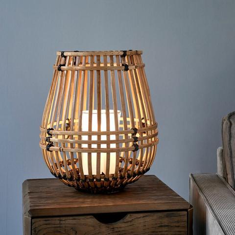 San Carlos Table Lamp natural