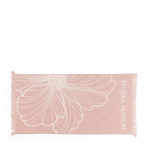 Les Fleurs Beach Towel