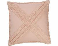Sarah tyynynpäällinen vaaleanpunainen 45 x 45 cm