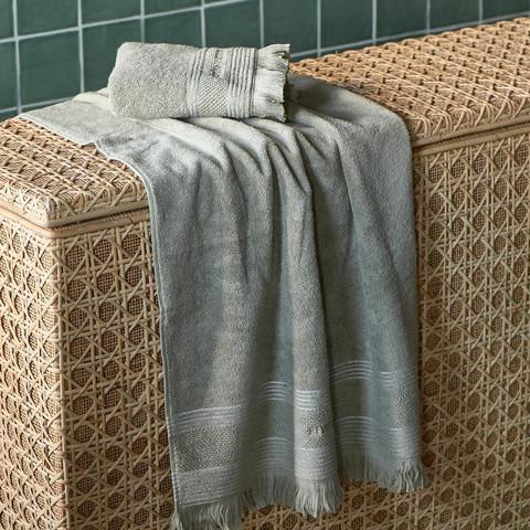 Serene Towel stone 70x140 cm
