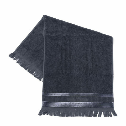 Serene Guest Towel anthracite 50x30cm