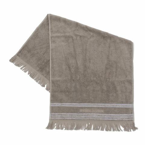 Serene Guest Towel stone 50x30 cm