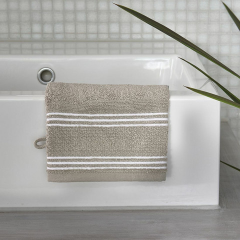 Serene washcloth Stone