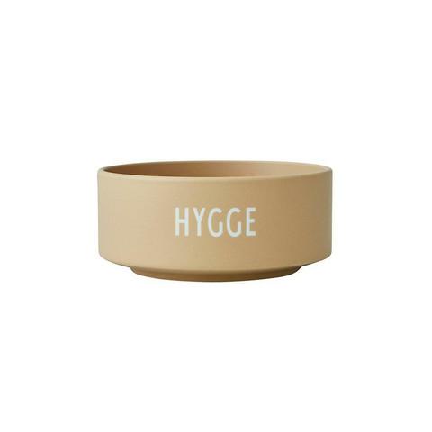 Porcelain Snack Bowl HYGGE Beige