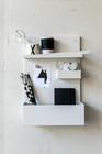 Everyday Design Box seinäjärjestelijä valkoinen