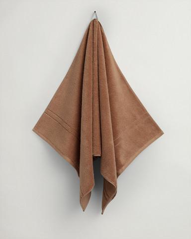 Organic Cotton Premium Towel Warm Khaki