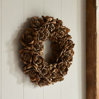 RM Dried Autumn Wreath