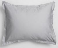 Sateen  pillowcase moon grey