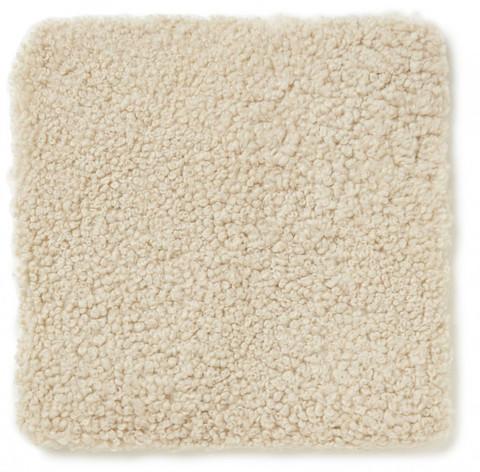 Curly istuintyyny 40 x 40 cm beige