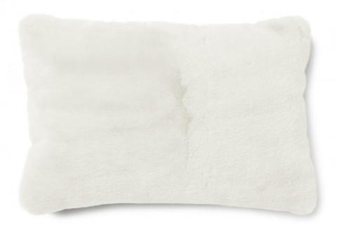 Fluffy tyyny 40 x 60 cm luonnonvalkoinen