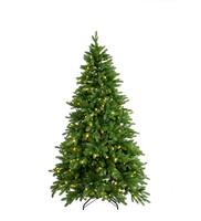 Christmas tree with LED lights 240 cm