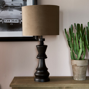 RM Chess Play Lamp Base
