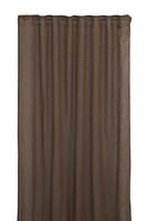Mirja Curtain set 130x275 dark brown