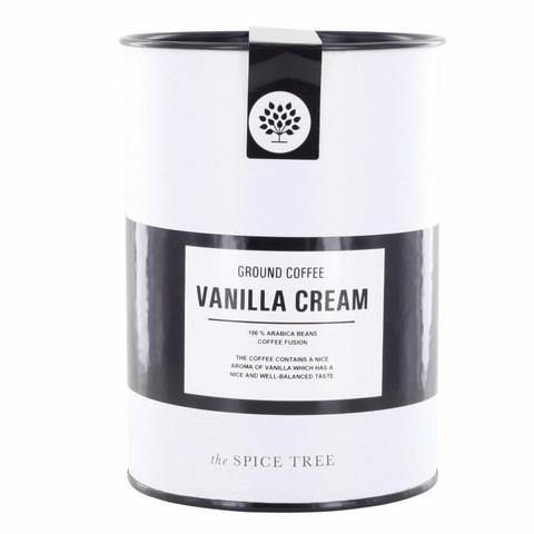 Makukahvi jauhettu Vanilla& Cream 165g