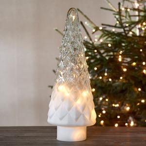 Christmas Jadeite Led Tree L