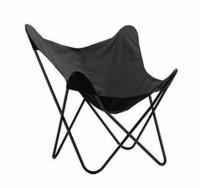 Bat chair black