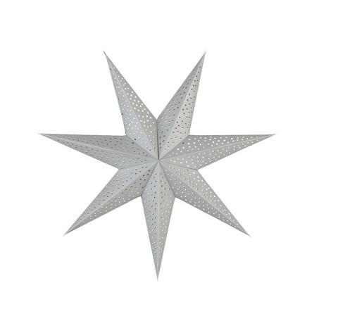 Icilinia star 41cm Silver