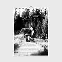 Joel Jyrinki seinäkalenteri 2022